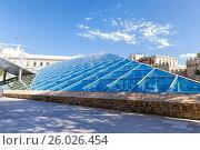 Станция метро Ичери Шехер. Баку. Азербайджан, фото № 26026454, снято 23 сентября 2016 г. (c) Евгений Ткачёв / Фотобанк Лори