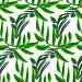 Бесшовный растительный узор, иллюстрация № 26095494 (c) Наталия Кузнецова / Фотобанк Лори