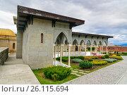 Купить «Rabati Castle in Akhaltsikhe, Georgia», фото № 26115694, снято 29 сентября 2016 г. (c) Elena Odareeva / Фотобанк Лори