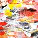 Абстрактный рисунок, гуашь, иллюстрация № 26118686 (c) Виктор Топорков / Фотобанк Лори