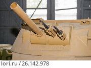 Купить «Бронетехника Вооруженных сил Италии в Центральном музее бронетанкового вооружения и техники, Кубинка», фото № 26142978, снято 1 сентября 2015 г. (c) Pukhov K / Фотобанк Лори
