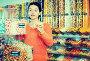 girl buying candies at shop, фото № 26160938, снято 22 марта 2017 г. (c) Яков Филимонов / Фотобанк Лори