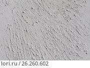 Текстура. Фон. Стена фактурной белой краской. Стоковое фото, фотограф Andrey Volodin / Фотобанк Лори