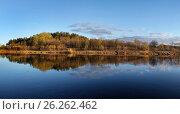 Река Медведица в Тверской области, эксклюзивное фото № 26262462, снято 3 мая 2017 г. (c) Dmitry29 / Фотобанк Лори