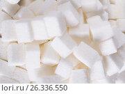 Сахар в кубиках. Стоковое фото, фотограф Кирилл Пономарёв / Фотобанк Лори