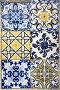 Portuguese traditional tiles Azulejo, фото № 26341538, снято 20 октября 2015 г. (c) Юлия Белоусова / Фотобанк Лори