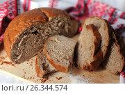 Купить «Черный хлеб», фото № 26344574, снято 14 мая 2017 г. (c) Юлия Перова / Фотобанк Лори