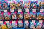Many Playmobil toys at store, Seoul, фото № 26370474, снято 29 марта 2017 г. (c) Александр Подшивалов / Фотобанк Лори