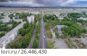Город Коаснокаменск, Забайкальский край, фото № 26446430, снято 3 июня 2017 г. (c) Геннадий Соловьев / Фотобанк Лори