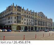 Купить «Гостиница Метрополь, Москва», фото № 26456874, снято 18 мая 2014 г. (c) Тарановский Д. / Фотобанк Лори