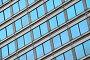 Modern business office building blue glass windows, фото № 26476030, снято 28 мая 2017 г. (c) Anton Eine / Фотобанк Лори
