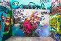 Граффити (Graffiti) в центре Москвы, эксклюзивное фото № 26516490, снято 21 марта 2014 г. (c) Алёшина Оксана / Фотобанк Лори