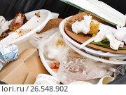trash recycle bin for garbage. Стоковое фото, фотограф Nobilior / Фотобанк Лори