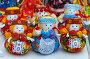 Игрушки куклы. Народное творчество, фото № 26567934, снято 11 июня 2017 г. (c) Акиньшин Владимир / Фотобанк Лори