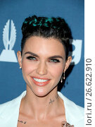 Купить «27th Annual GLAAD Media Awards Featuring: Ruby Rose Where: Beverly Hills, California, United States When: 02 Apr 2016 Credit: FayesVision/WENN.com», фото № 26622910, снято 2 апреля 2016 г. (c) age Fotostock / Фотобанк Лори
