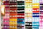 Shelves with assotrment, фото № 26649870, снято 10 мая 2017 г. (c) Яков Филимонов / Фотобанк Лори