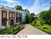 Купить «Russia, Kostroma city, Ipatievsky monastery», фото № 26702130, снято 30 июля 2015 г. (c) ElenArt / Фотобанк Лори