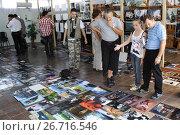 Купить «Фотосеминар 2011 года, город Арциз Одесской области», эксклюзивное фото № 26716546, снято 25 сентября 2011 г. (c) Дмитрий Неумоин / Фотобанк Лори