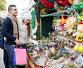 girl with boy choosing Christmas flower, фото № 26760654, снято 16 августа 2017 г. (c) Яков Филимонов / Фотобанк Лори