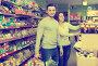 People purchasing food at supermarket, фото № 26760674, снято 16 августа 2017 г. (c) Яков Филимонов / Фотобанк Лори
