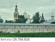 Купить «paso-Prilutsky monastery in Vologda.», фото № 26766826, снято 16 июня 2017 г. (c) Александр Fanfo / Фотобанк Лори