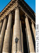 Купить «Colonnade of the Kazan Cathedral in St Petersburg Russia», фото № 26772966, снято 15 августа 2017 г. (c) Зезелина Марина / Фотобанк Лори