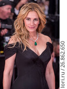 Купить «Actors and celebrities attends the premiere for 'Money Monster' at the Palais de Festival for the 69th Cannes Film Festival. Featuring: Julia Roberts Where...», фото № 26862650, снято 12 мая 2016 г. (c) age Fotostock / Фотобанк Лори