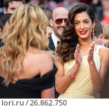 Купить «Actors and celebrities attends the premiere for 'Money Monster' at the Palais de Festival for the 69th Cannes Film Festival. Featuring: Julia Roberts,...», фото № 26862750, снято 12 мая 2016 г. (c) age Fotostock / Фотобанк Лори