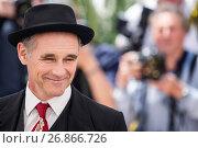 Купить «69th Cannes Film Festival - 'The BFG' (Le Bon Gros Geant - Le BGG) - Photocall Featuring: Mark Rylance Where: Cannes, France When: 14 May 2016 Credit: Euan Cherry/WENN.com», фото № 26866726, снято 14 мая 2016 г. (c) age Fotostock / Фотобанк Лори