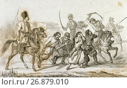 Купить «Batu Khan or Batu Kan (1204-1255)», фото № 26879010, снято 27 мая 2019 г. (c) age Fotostock / Фотобанк Лори