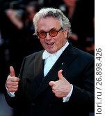 Купить «69th Cannes Film Festival - 'Julieta' - Premiere Featuring: George Martin Where: Cannes, France When: 17 May 2016 Credit: WENN.com», фото № 26898426, снято 17 мая 2016 г. (c) age Fotostock / Фотобанк Лори