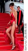 Купить «Bella Hadid has a wardrobe malfunction at the 69th Cannes Film Festival - 'The Unknown Girl' (La Fille Inconnue) - Premiere Featuring: Bella Hadid Where...», фото № 26898938, снято 18 мая 2016 г. (c) age Fotostock / Фотобанк Лори