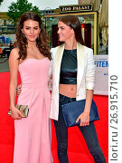 Купить «Celebrities at the premiere of Seitenwechsel at Zoo-Palast. Featuring: Ruby O. Fee, Lisa Tomaschewsky Where: Berlin, Germany When: 24 May 2016 Credit: AEDT/WENN.com», фото № 26915710, снято 24 мая 2016 г. (c) age Fotostock / Фотобанк Лори