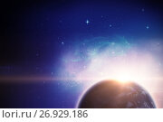 Купить «Composite image of light with a white background», иллюстрация № 26929186 (c) Wavebreak Media / Фотобанк Лори