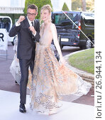 Купить «Celebrities and models attends the annual amfAR fund raiser Hotel De Cap, Eden Roc in Cannes during the 69th Cannes Film festival. Featuring: Nicolas Winding...», фото № 26944134, снято 19 мая 2016 г. (c) age Fotostock / Фотобанк Лори