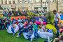 Москвичи и гости столицы на Тверской улице во время праздника Дня города, фото № 26974070, снято 10 сентября 2017 г. (c) Виктор Тараканов / Фотобанк Лори