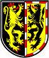 Герб района Хоф. Германия, иллюстрация № 26980266 (c) Владимир Макеев / Фотобанк Лори