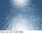 Купить «Abstract background techno graphics», иллюстрация № 27129562 (c) ElenArt / Фотобанк Лори