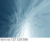 Купить «Abstract background techno graphics», иллюстрация № 27129566 (c) ElenArt / Фотобанк Лори