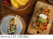 Купить «Various mexican food ingredients», фото № 27130062, снято 22 августа 2017 г. (c) Wavebreak Media / Фотобанк Лори