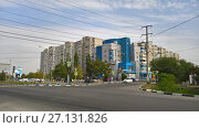 Купить «Батайск», фото № 27131826, снято 24 сентября 2017 г. (c) Кургузкин Константин Владимирович / Фотобанк Лори
