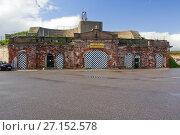 Купить «Форт Великий князь Константин», фото № 27152578, снято 26 августа 2017 г. (c) Тарановский Д. / Фотобанк Лори