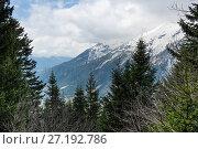 Vanoise National Park (2016 год). Стоковое фото, фотограф Юлия Белоусова / Фотобанк Лори