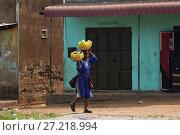 Купить «Slum of Kampala, Uganda, Africa», фото № 27218994, снято 26 августа 2010 г. (c) Знаменский Олег / Фотобанк Лори