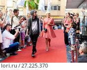 Купить «Russian Film Festival», фото № 27225370, снято 1 июля 2017 г. (c) Alexander Tihonovs / Фотобанк Лори