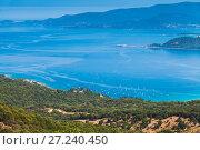 Купить «French island Corsica. Piana region», фото № 27240450, снято 5 июля 2015 г. (c) EugeneSergeev / Фотобанк Лори