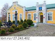 Купить «Добрушский районный краеведческий музей, Беларусь», фото № 27243402, снято 20 ноября 2017 г. (c) Ольга Коцюба / Фотобанк Лори