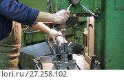 Plant. Engineering production. Стоковое видео, видеограф Константин Мерцалов / Фотобанк Лори