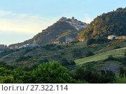 Купить «Republic of San Marino view», фото № 27322114, снято 4 июня 2017 г. (c) Юрий Брыкайло / Фотобанк Лори