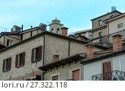 Купить «San Marino town view», фото № 27322118, снято 4 июня 2017 г. (c) Юрий Брыкайло / Фотобанк Лори